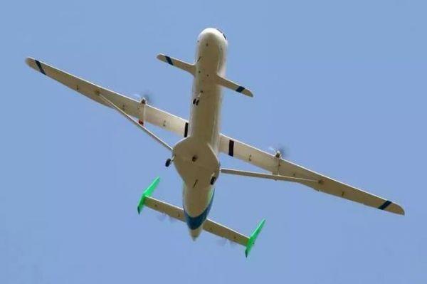 Comac Experimentalflugzeug V1plus