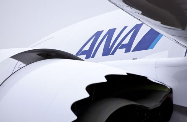 All Nippon Airways Boeing 787-8 mit Rolls-Royce Trent 1000