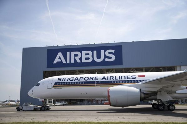 Singapore Airlines Airbus A350-900ULR