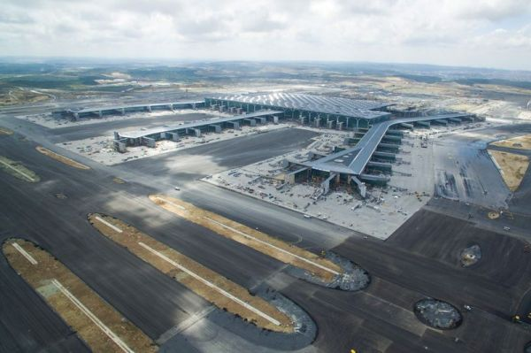 Neuer Istanbul Airport