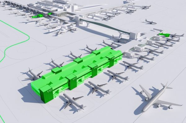 Gatwick: Ausbauplan bis 2023