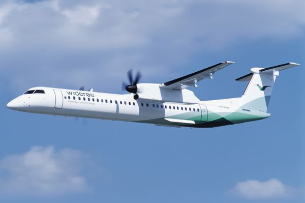 Wideroe Bombardier Q400