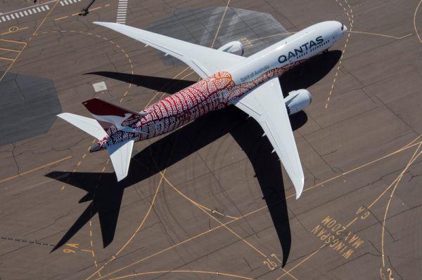 Qantas Boeing 787-9