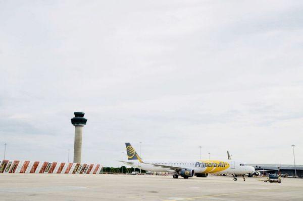 Primera Air Airbus A321neo