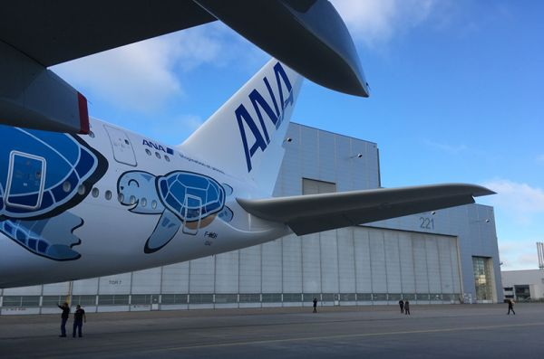 All Nippon Airways Airbus A380