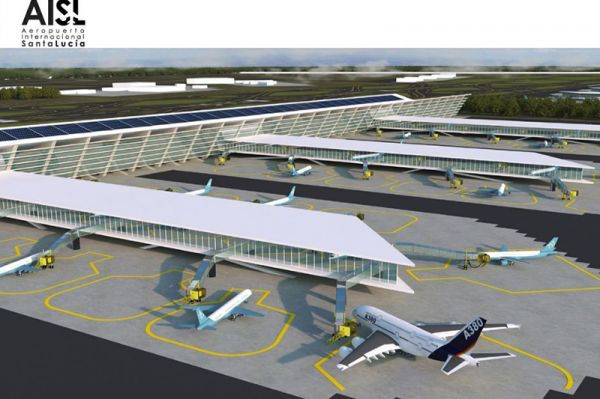 Aeropuerto Internacional de Santa Lucia