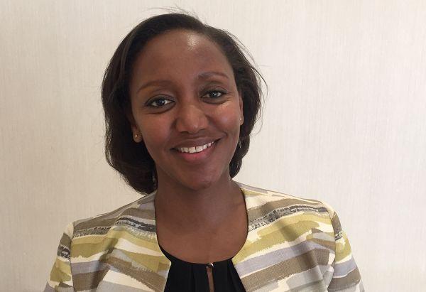 RwandAir-CEO Yvonne Makolo