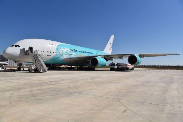 Hi Fly Airbus A380