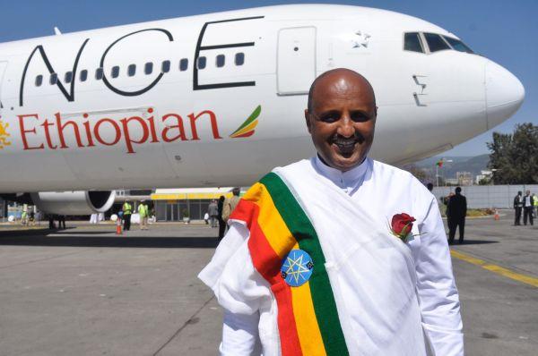 Ethiopian-Chef Tewolde Gebremariam