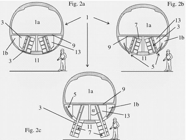 Illustration der Airbus Operations-Patentanmeldung für ein neues Gepäcksystem mit Luftfrachtcontainer