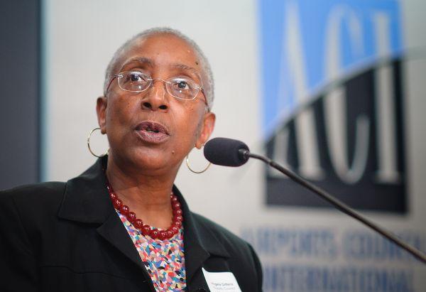 Angela Gittens, Chefin des ACI World