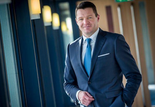 Pieter Elbers, CEO KLM