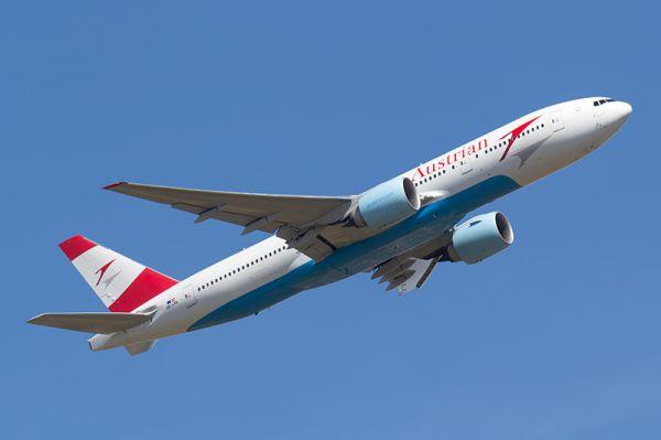 Austrian Boeing 777-200ER