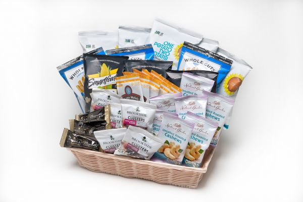 American Airlines Snack Angebot