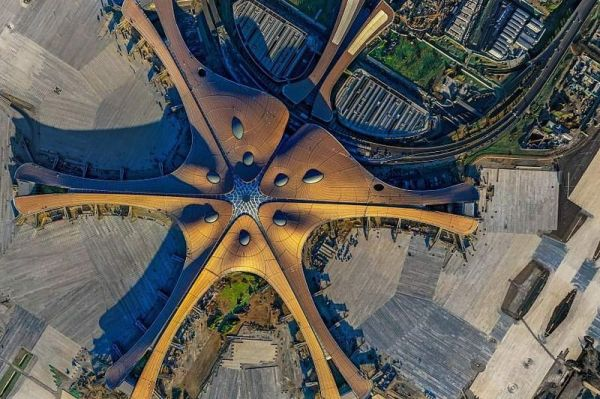 Flughafen Peking Daxing