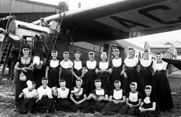 100 Jahre KLM