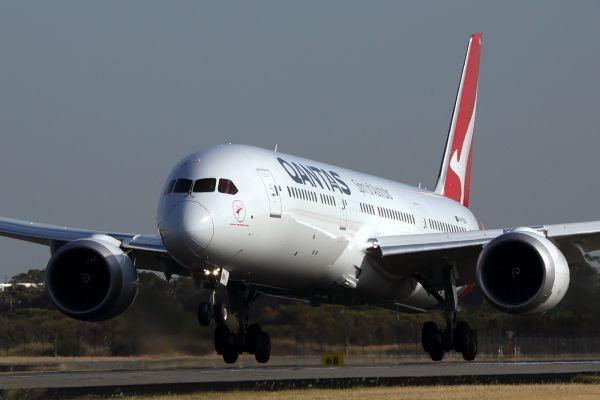 Qantas will mit neuen 787-9 Forschungsflüge durchführen