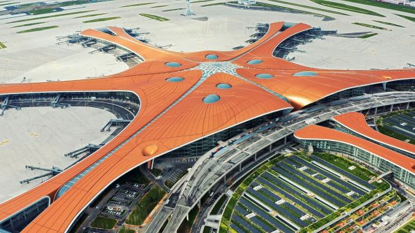 Peking Daxing Airport