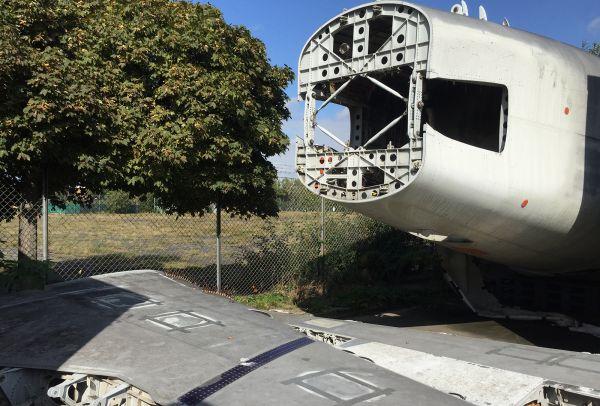 Luftfahrtschätze für eine Ausstellung auf 9000 Quadratmetern in Tempelhof