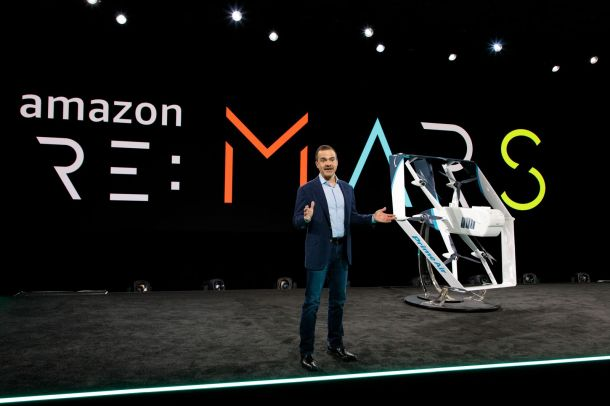 Amazon Prime Air Lieferdrohne