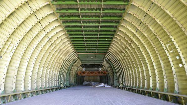 Unvollendet: zweite Antonow An-225