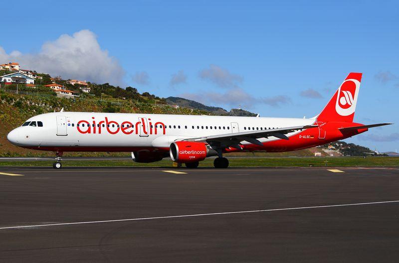 Air Berlin streicht Verbindungen aus Flugplan