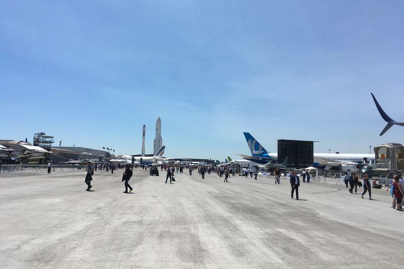 Airbus A320neo und A320ceo in Paris gefragt