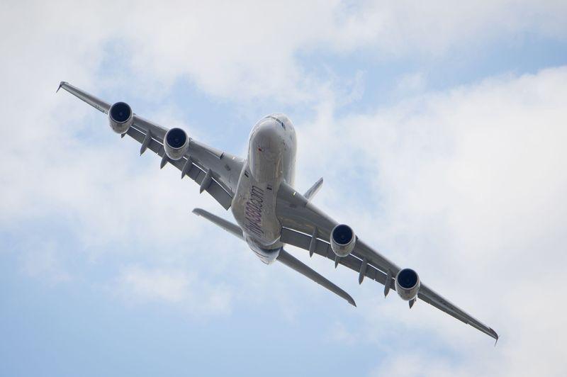 Gewinn bei Airbus bricht ein