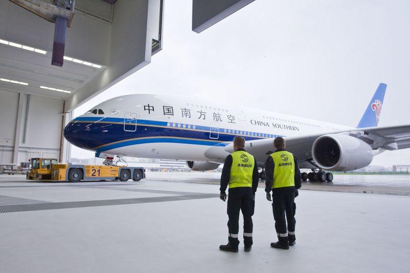 Wegen A380: Airbus prüft angeblich industrielle Partnerschaft mit Chinesen