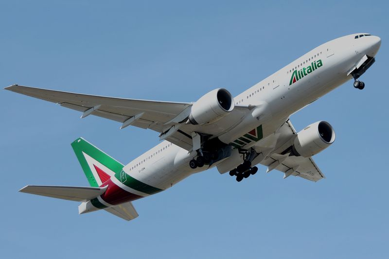 Lufthansa bietet für Alitalia