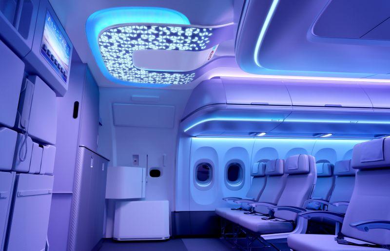 die highlights der aircraft interiors expo  altran als aussteller auf der aircraft interiors expo 2010 #1