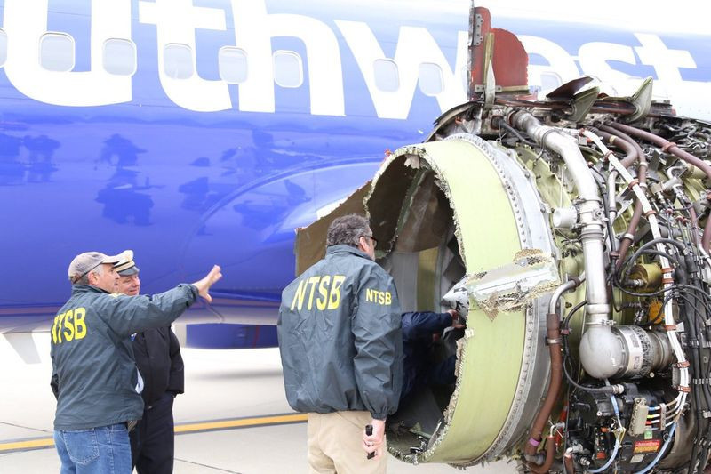 US-Luftfahrtbehörde lässt Hunderte Triebwerke testen