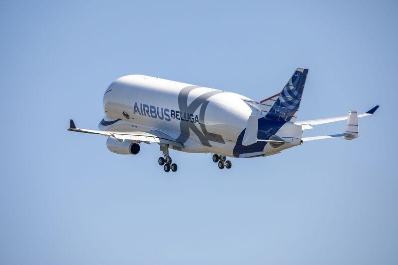 BelugaXL: Airbus hat einen neuen Riesenflieger