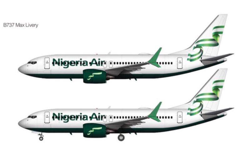 Image result for Nigeria und seine Fluggesellschaft