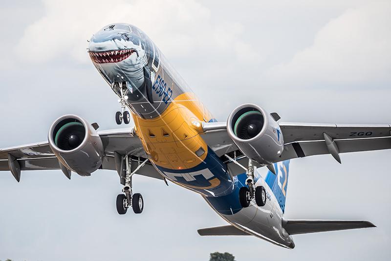 Embraer stehen mit Boeing magere Jahre bevor
