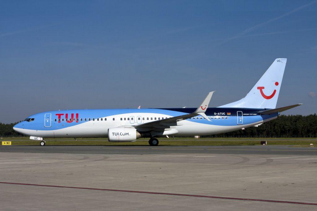 Tui Will Alternativen Zur 737 Max Chartern