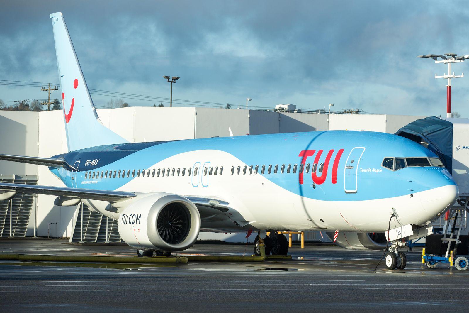 Tui behält mehr Flugzeuge für den Winter (aero.de)