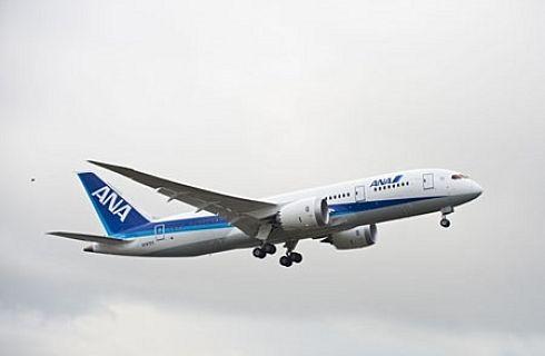 ANA zeigt Details von Boeing 787-Interior