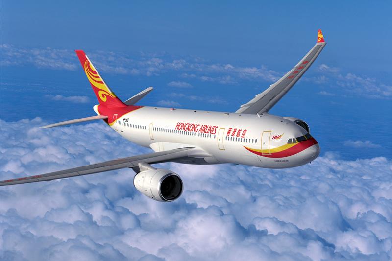 Hong Kong Airlines bestellt neun Airbus A330-300