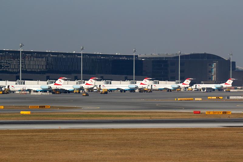 Flughafen Wien-Gruppe im Mai mit 7,5 Prozent Passagierplus