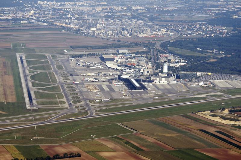 Flughafen Wien Abflug Live