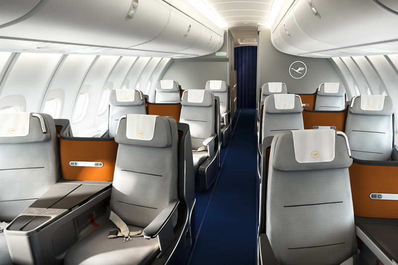 LUFTHANSA A340 600 BUSINESS CLASS SITZPLAN - Wroc?awski ...
