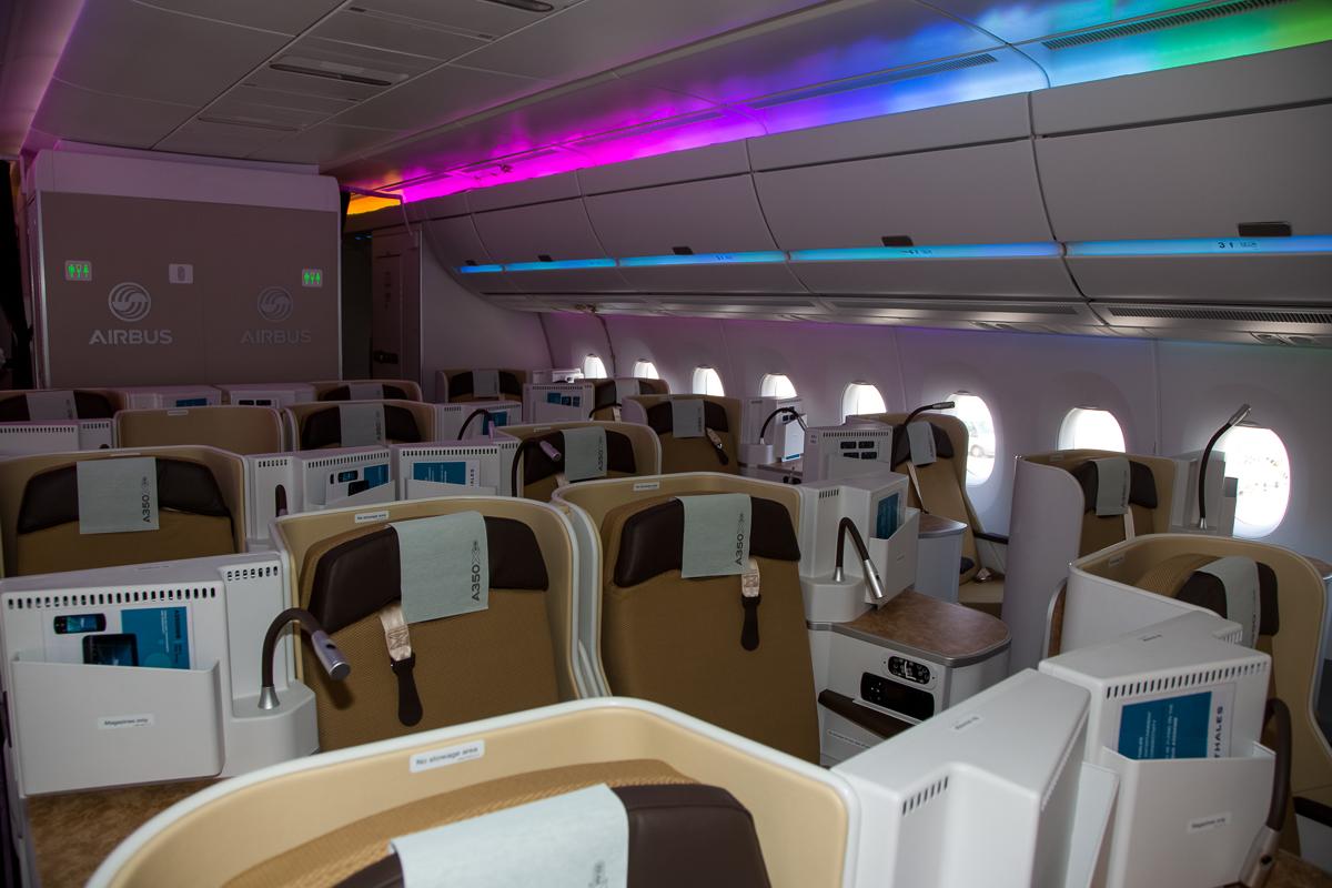 Frankfurt Wird Erstes Linienziel Des Airbus A350