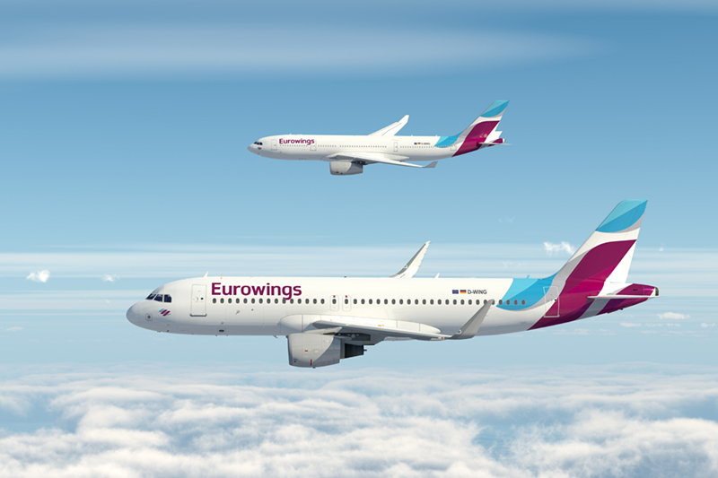 Eurowings a320 - Project Airbus – Talk