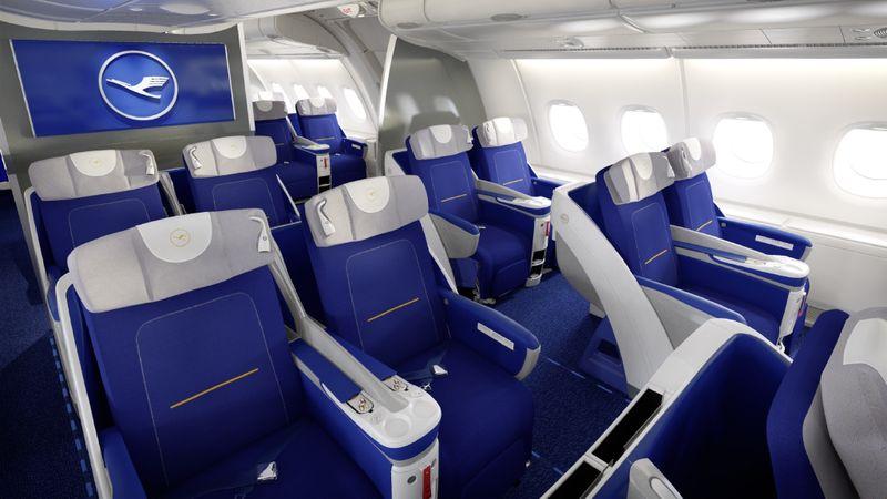 Lufthansa-Piloten trainieren mit Airbus A380