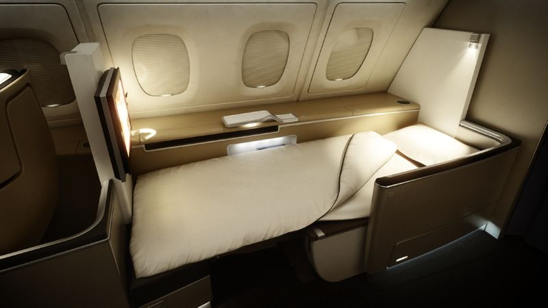 lufthansa erneuert interieur der boeing 747 flotte. Black Bedroom Furniture Sets. Home Design Ideas