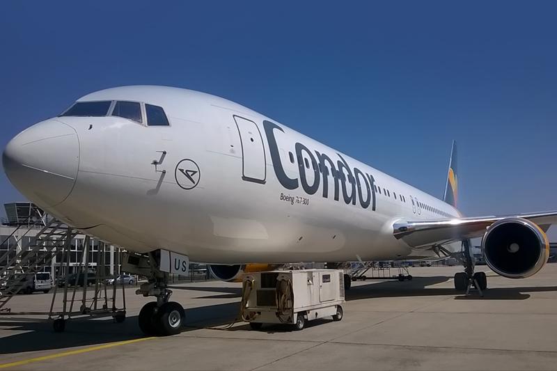 Condor Nimmt 13 Boeing 767 In Die Langstrecken Flotte