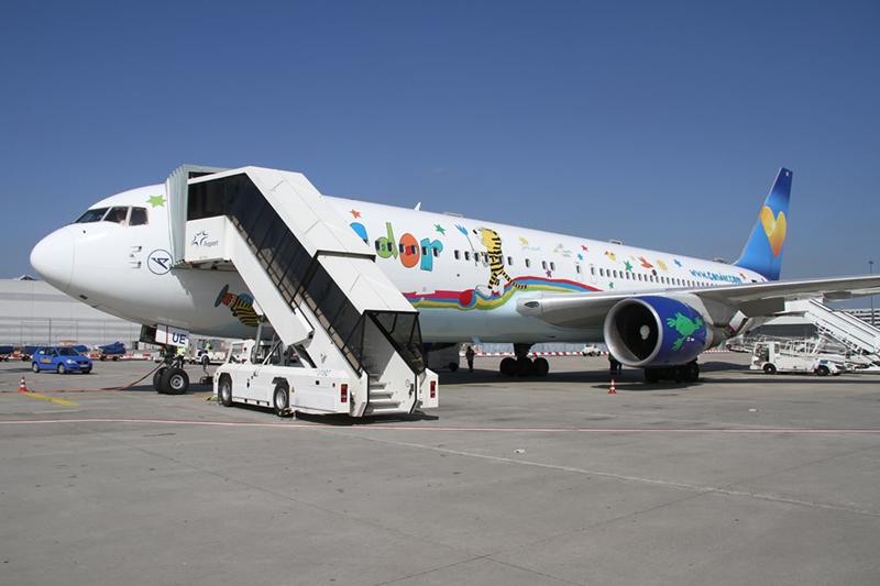 Condor füllt Karibik-Lücke von Air Berlin