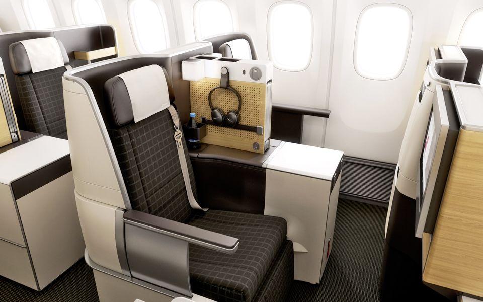 Swiss Stellt Kabine Ihrer Boeing 777 300er Vor
