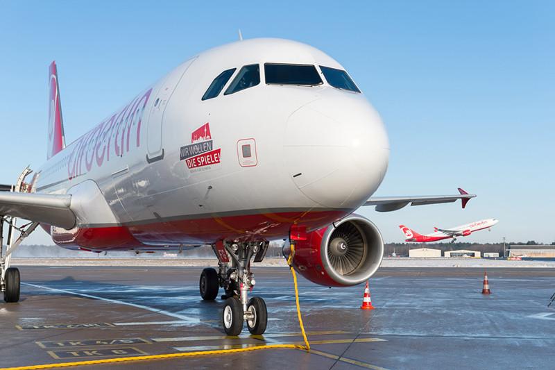 Air Berlin streicht kostenfreie Getränke